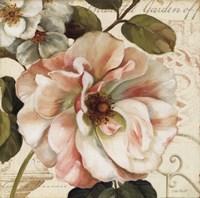 Les Jardin II Fine-Art Print