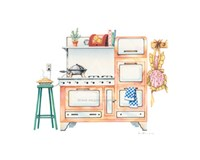Cookin' with Kilowatts Fine-Art Print