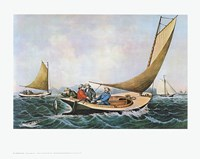 Trolling for Bluefish Fine-Art Print