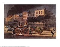 Life of a Fireman Fine-Art Print