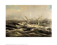 Clipper Ship Comet Fine-Art Print