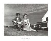 Jack and Jackie, 1953 Fine-Art Print