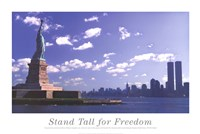 Stand Tall for Freedom Fine-Art Print