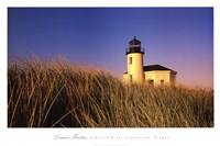 Coquille River Lighthouse, Oregon Fine-Art Print