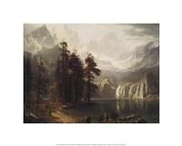 Sierra Nevada Fine-Art Print