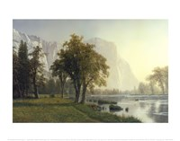 El Capitan, Yosemite Valley, California, 1875 Fine-Art Print