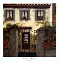 Three Windows Fine-Art Print