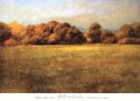 Field with Treeline Fine-Art Print