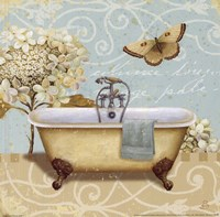 Light Breeze Bath I Fine-Art Print