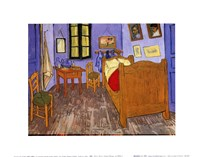 Bedroom at Arles Fine-Art Print