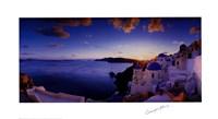 Mykonos Sunset Fine-Art Print