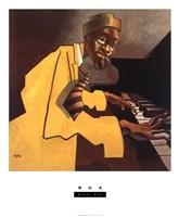 Piano Man Fine-Art Print