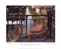 Canal Bike Fine-Art Print
