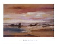 Rolling Hills I Fine-Art Print