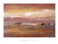 Rolling Hills II Fine-Art Print