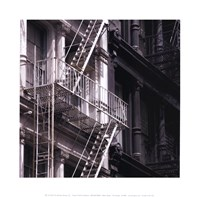 Fire Escape Fine-Art Print