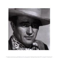 John Wayne, 1943 (small) Fine-Art Print