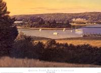 Quista Pond, Martha's Vineyard Fine-Art Print
