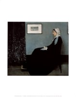 Portrait of the Artist's Mother Fine-Art Print