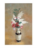 Vase of Flowers, ca. 1912-14 Fine-Art Print