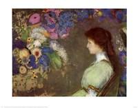 Mlle Violette Fine-Art Print