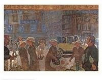 Place Clichy Fine-Art Print