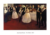 The Buffet, 1884 Fine-Art Print