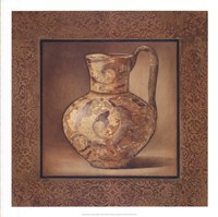 Earthenware Accent II Fine-Art Print