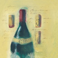 White Wine Bottles Fine-Art Print