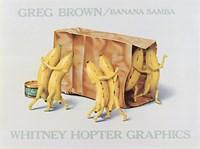 Banana Samba Fine-Art Print