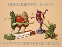 Show Biz Fine-Art Print