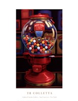 Gumball Machine IV Fine-Art Print