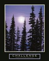 Challenge - Moonrise Fine-Art Print