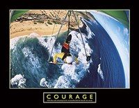 Courage - Hang Glider Fine-Art Print