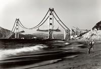 Golden Gate Fishermen, S.F. Fine-Art Print