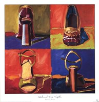 Heels and Toes Together Fine-Art Print