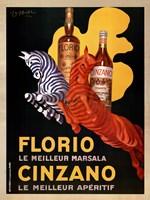 Florio E Cinzano Fine-Art Print
