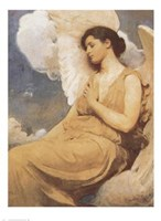 Winged Figure Fine-Art Print
