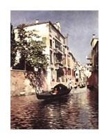 Venetian Gondola Fine-Art Print