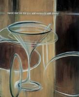 Sweet Martini Fine-Art Print