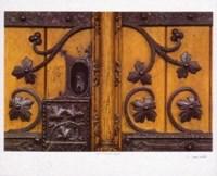 Great Town Hall Door Fine-Art Print