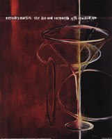 Dry Martini Fine-Art Print