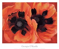 Oriental Poppies, 1928 Fine-Art Print