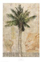 Egyptian Palm I Fine-Art Print