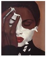 Face Reality Fine-Art Print