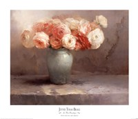 Les Fleurs Romantiques Fine-Art Print