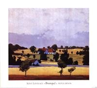 Bruniquel Fine-Art Print