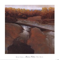 Desert Creek Fine-Art Print