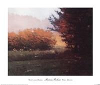 Montlake Hedge Fine-Art Print