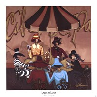 Ladies at Lunch Fine-Art Print